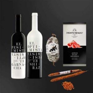 Iberische en Wijnen