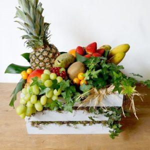 fruitmand cadeau voor haar