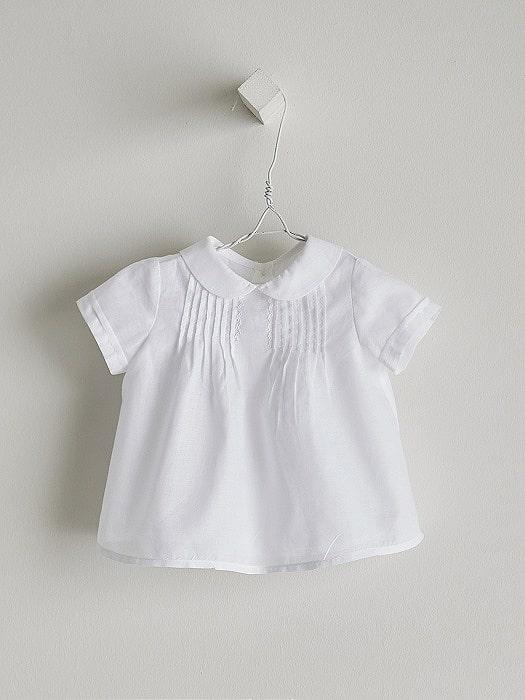 Wit t-shirt _ babykleding