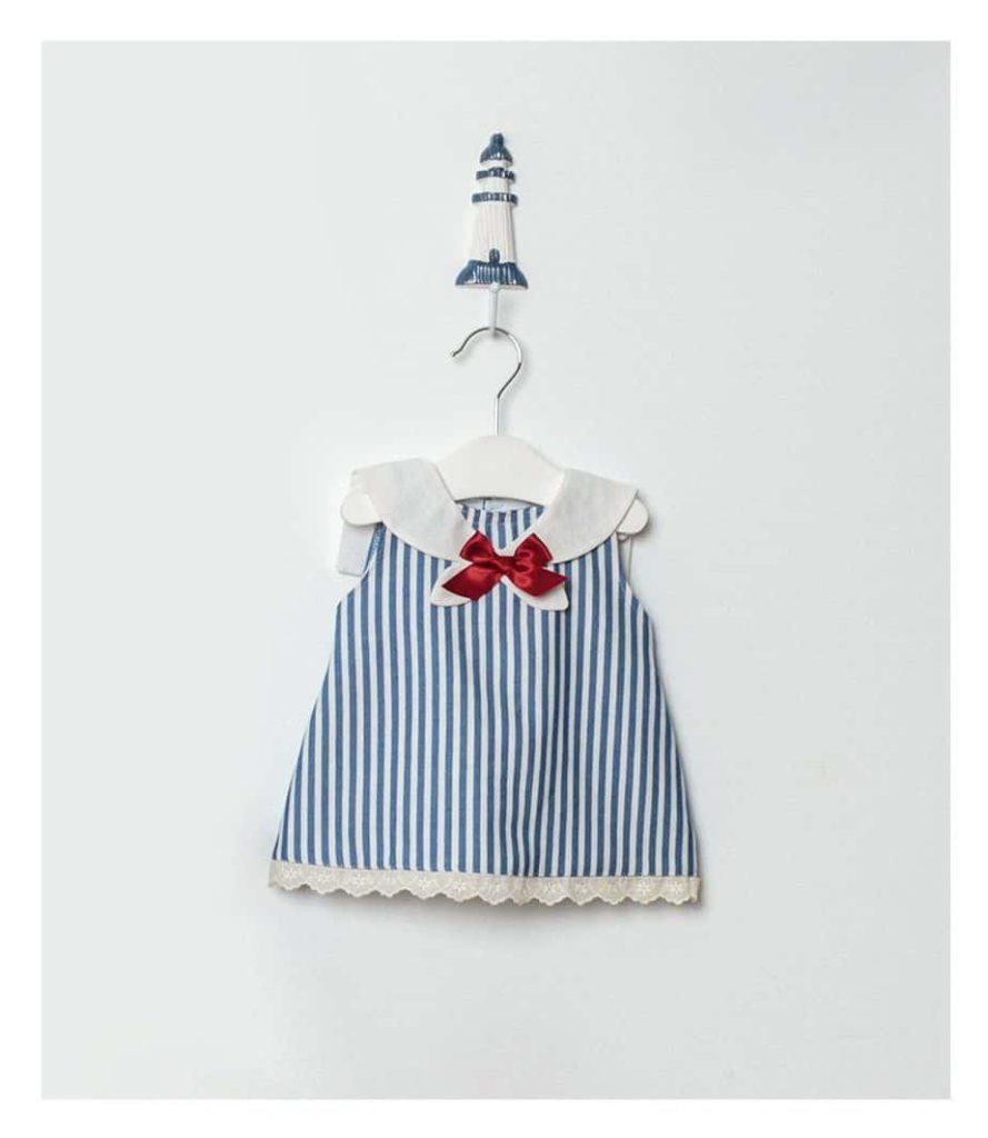 baby zomerjurk_ cadeau voor baby_uwcadeaumanden