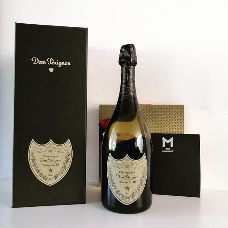 Dom Perignon cadeau champagne
