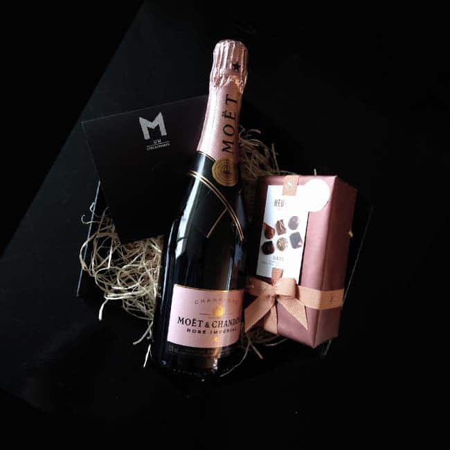 Luxe Champagnepakket