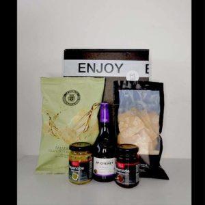 Mediterrans snacks pakket _cadeaupakket