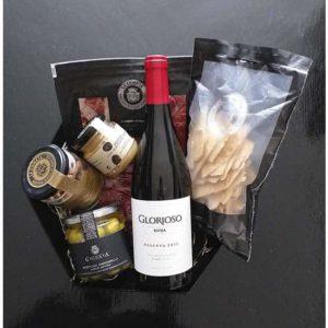 Cadeau Wijnpakket kerst
