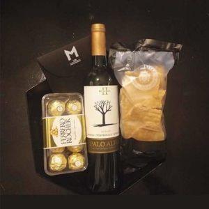 borrelpakket lekker wijn kopen