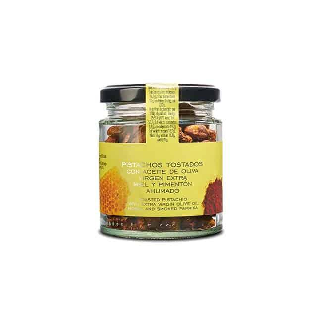 gastronomische geroosterde pistache