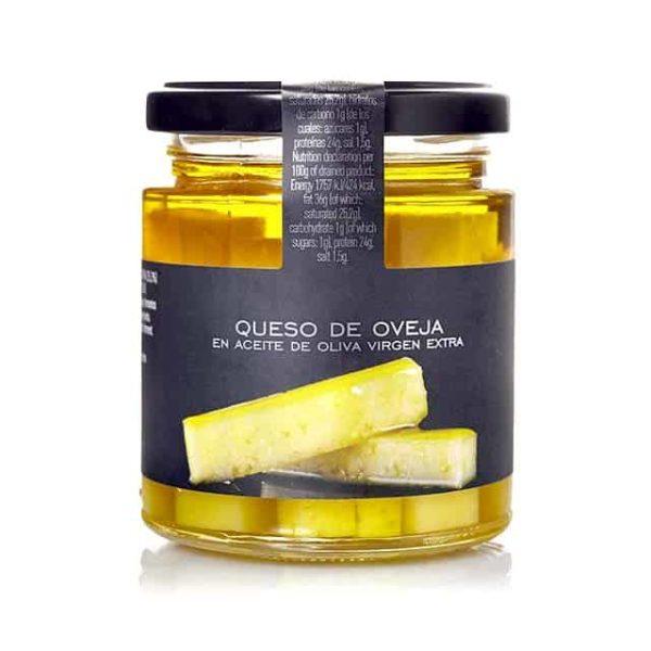 Spaanse kaas in olijfolie kopen2