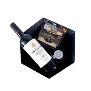 Spaanse pakket _Liefhebbers kaas met wijn